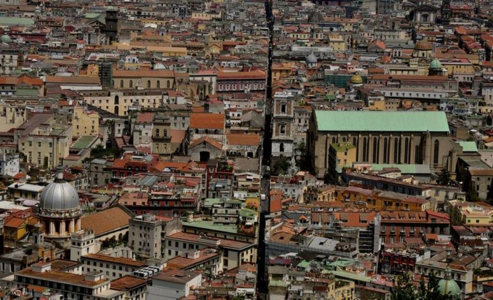 """Progetto """"Io Riscopro Napoli"""" - 2019"""
