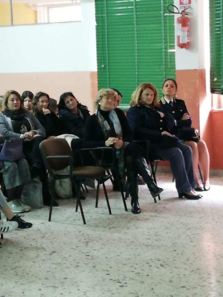 """Tavola rotonda """"Legalità e Convivenza civile"""" del 19 febbraio 2019"""