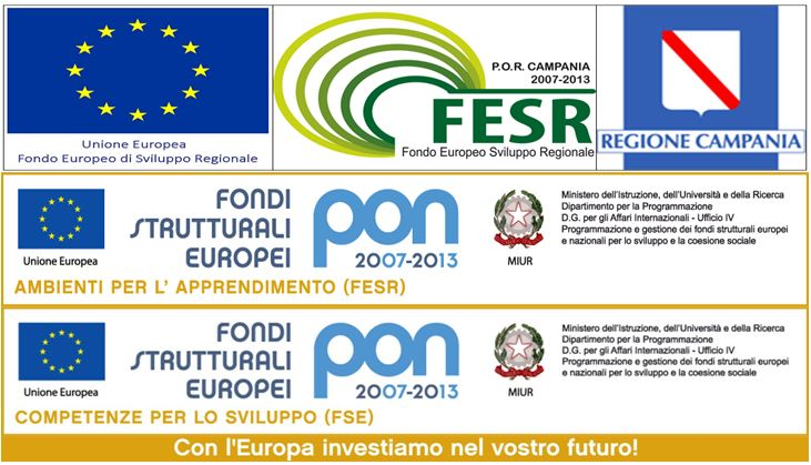 Pon FESR  2007/2013