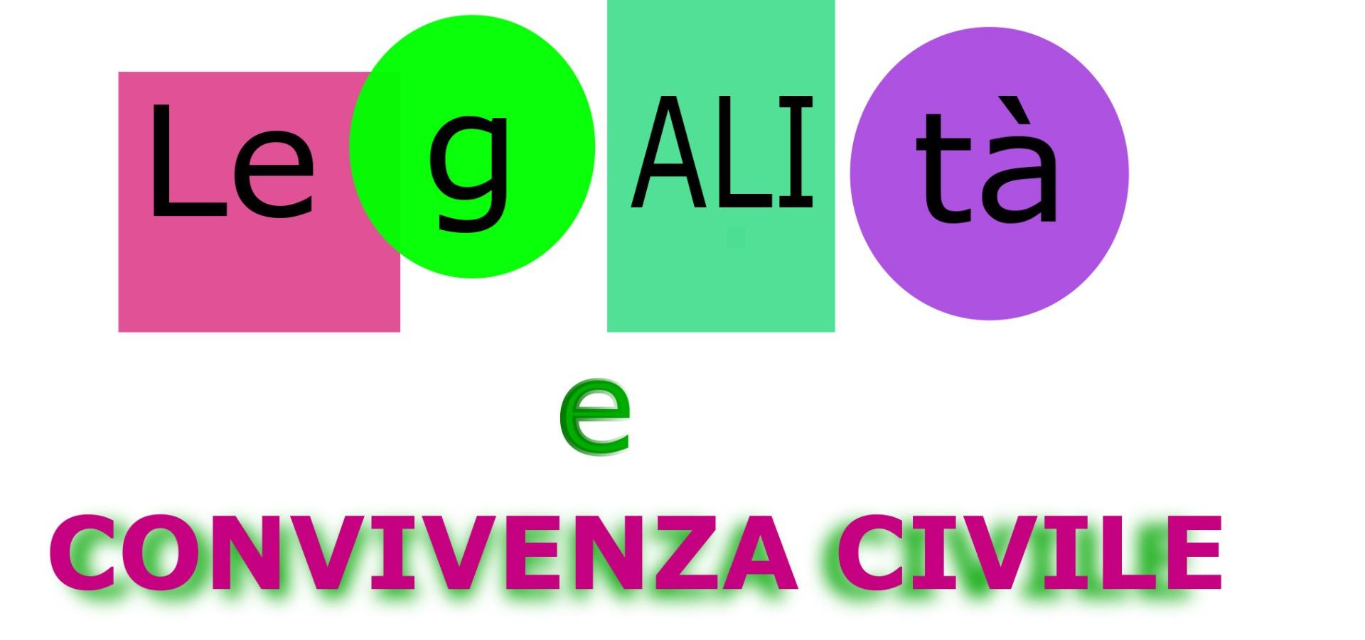"""Tavola rotonda """"Legalità e Convivenza civile..."""